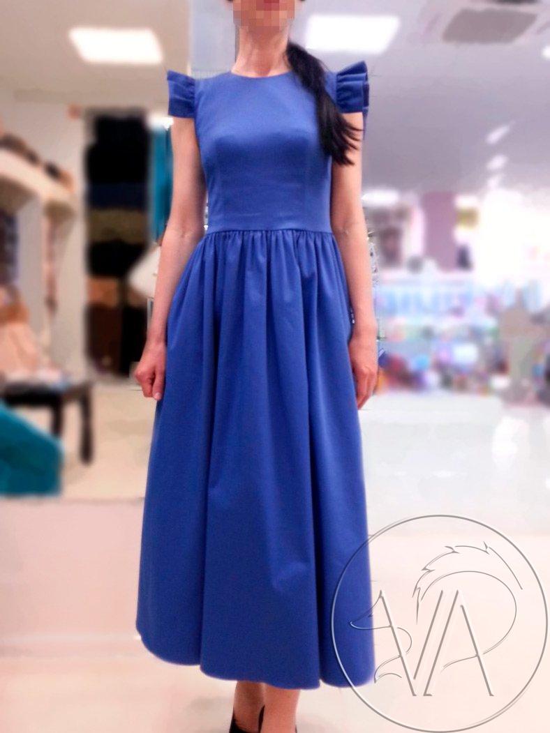 Платье на заказ сшить 36