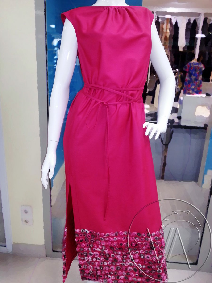 Платье на заказ сшить 16