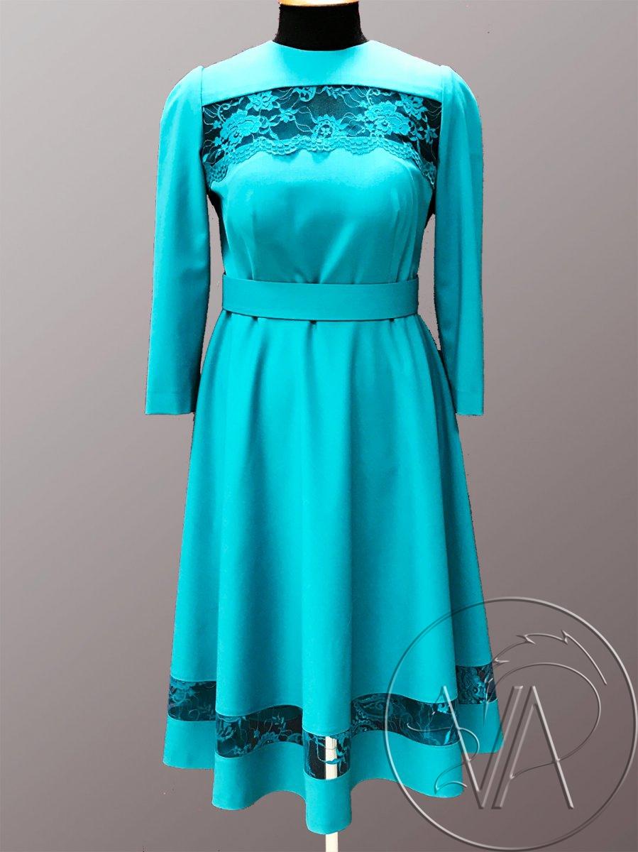 Платье на заказ сшить 54